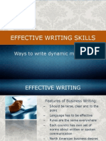 Effective Writing Skills.ppt