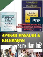 Falsafah Sains