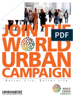 Joining the World Urban Campaign