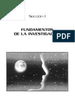 capitulo-1.pdf FUNDAMENTOS DE LA INVESTIGACION CIENTIFICA