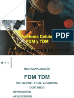 3)Fundamentos de FDM y TDM