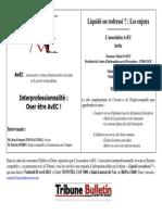 Présentation AvEC_05 avril 2013_ Liquidé ou redressé_ les Enjeux