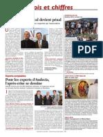 Article La Tribune 21 juin 2013_11ème matinée AvEC_Quand le droit fiscal devient pénal