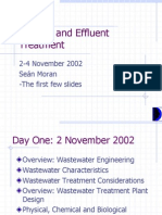 Sewage and Effluent Treatment Presentation Taster.ppt