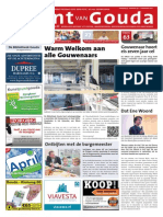 De Krant van Gouda, 7 november 2013