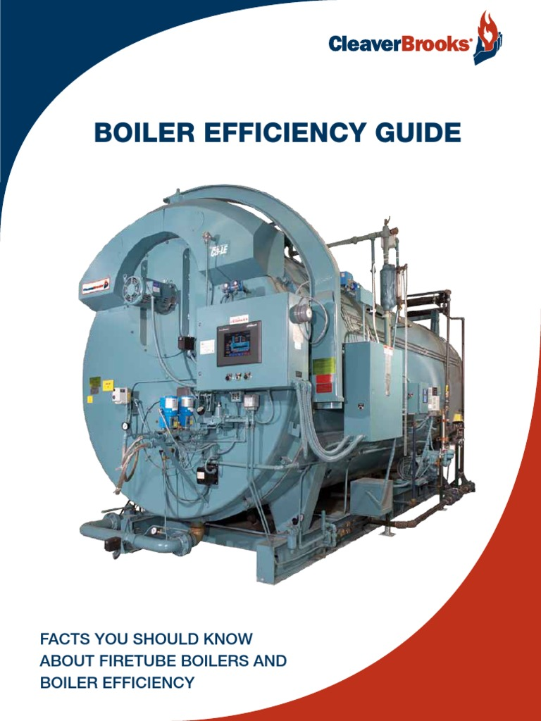 Boiler Efficiency Guide.pdf | Boiler | Heat Transfer