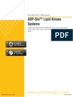 Adp Glo Lipid Kinase Assay Protocol