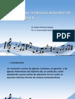 Hacia una teología adventista de la música - Dr. Heber Pinheiro (1)