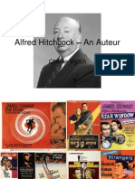 Alfred Hitchcock – An Auteur.ppt