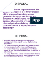 DISPOSAL.ppt