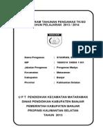 Program Tahunan- Cover