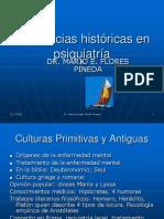 Tendencias históricas en psiquiatría (1)