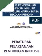 Powerpoint Presentation Peraturan Pelaksanaan Pendidikan Inklusif[1]