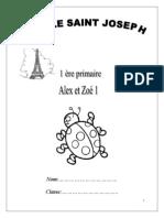 Francais 1ere Prim
