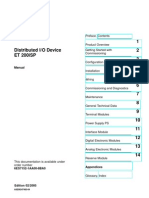 SIMATIC Distributed I/O Device ET 200iSP
