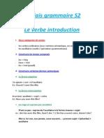 Anglais Grammaire S2(2010-2011)