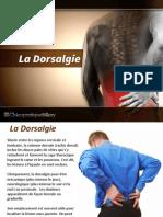 Les traitements Chiropratiques pour la dorsalgie