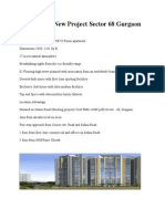 Supertech New Project In Sector 68 Gurgaon.pdf