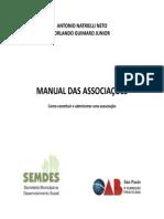 Manual de Associados II