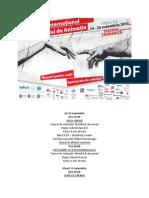 Program Festival 2013