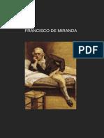 bibliografía de Francisco de Miranda