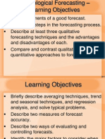 05 - Technological & Quantitative Forecasting.ppt