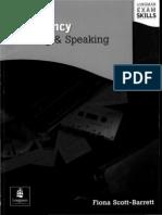 Longman Exam Skills - Proficiency Listening and Speaking - Students Book