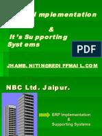 ERP (Enterprise Resources Planning)