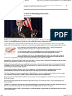 Fed Considers New Repo Tool to Smooth Policy Exit - FT