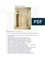 Genealogía de Jesus