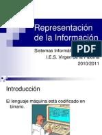 UT02-1 Representacion de La Informacion