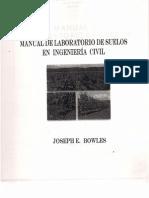 Manual de Laboratorio de Suelos