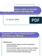 PF Proposed Hand-over meeting.ppt