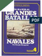 Grandes batallas navales - [04de12] En el Atlántico durante la Segunda Guerra Mundial [Spanish e-book][By alphacen]