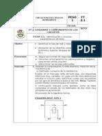 FT 2.1 Identificacion y Circuitos Caracteristicos de Reles