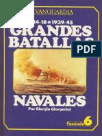 Grandes Batallas Navales - [06De12] La Guerra Naval En El Mediterráneo