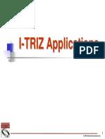 It Riz for Inventive Problem Solving