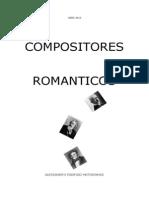 Trabalho Romantismo