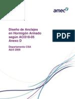 Amec_ Guia_aci318-05 Anexo d Pernos Anclaje