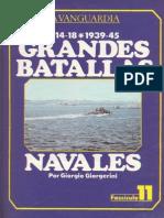 Grandes Batallas Navales - [11de12] Okinawa [Spanish E-book][by Alphacen]