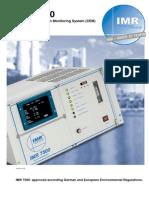 IMR 7500 - Continuous Emission Monitoring System (CEM).pdf