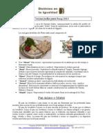 Cocina Judia Para Pesaj 2013
