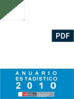 anuario-estadistico-2010 manufactura