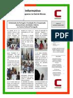 Boletim nº 16 da Cooperação Portuguesa na Guiné-Bissau set-out 2013