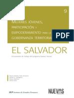 Gobernanza El Salvador