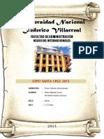 Expo Santa Cruz
