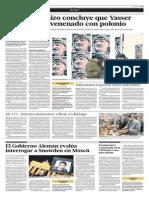 El peritaje suizo concluye en que Yasser Arafat fue envenenado con polonio.pdf