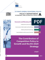 The Contribution of Competition Policy to Growth and the EU 2020 Strategy.pdf