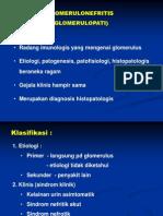 Glomerulonefritis (Glomerulopati).ppt