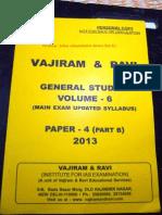 Vajiram & Ram- Ethics Integrity & Aptitude Part B - I(1)